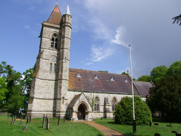 St Matthew's Church, Blackmoor