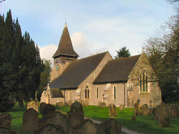 St Mary's Church, Bentworth