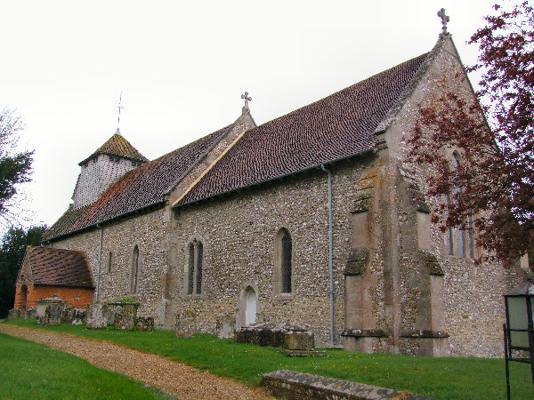 St Nicholas's Church, Bishops Sutton