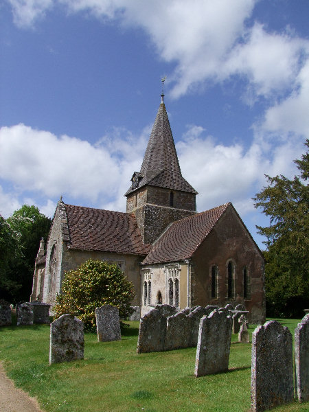 St Mary's Church, Bramshott