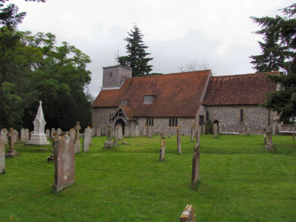 St Margaret's Church, East Wellow