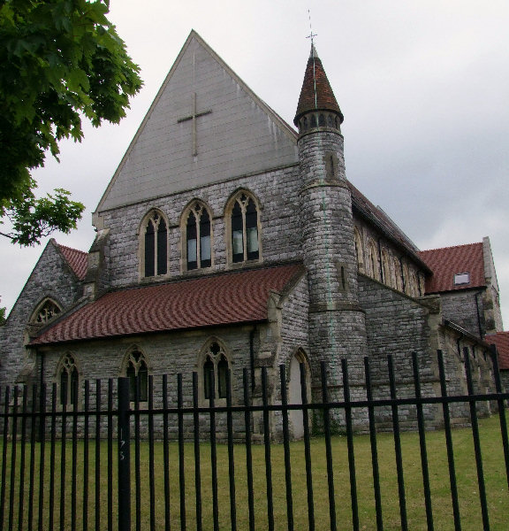 Church Of The Resurrection, Eastleigh