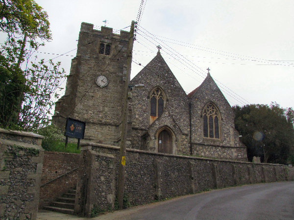St Mary's Church, Eling