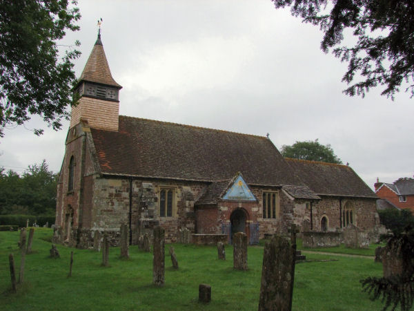 St Mary's Church, Ellingham