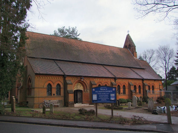 All Saints, Fleet