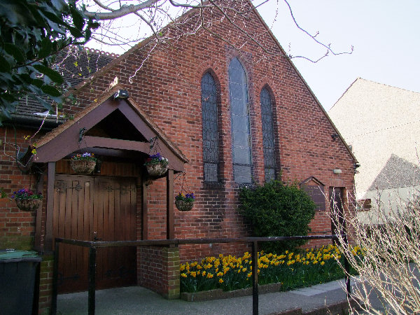 St Faith, Tribe Road's Church, Gosport