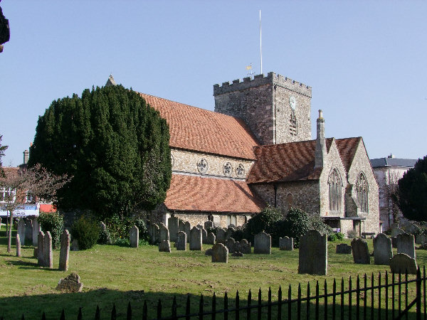 St Faith's Church, Havant