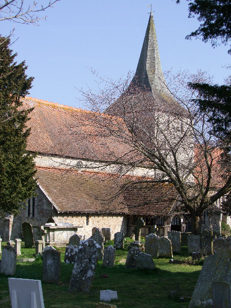 St Mary's Church, Hayling Island