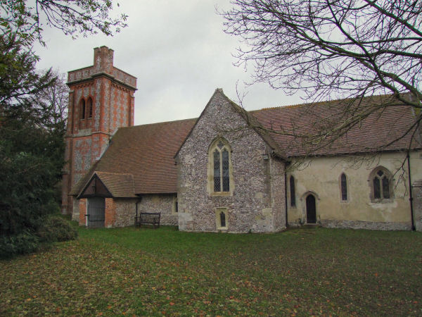 St Peter And St Paul's Church, Kimpton