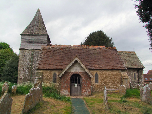 St Peter's Church, Liss