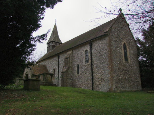 St James's Church, Litchfield