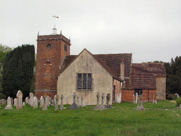 All Saints, Minstead
