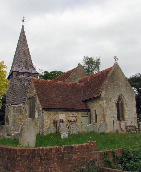 St Boniface's Church, Nursling