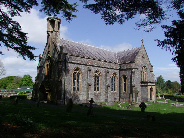 St Matthew's Church, Otterbourne