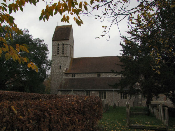 St Peter's Church, Over Wallop