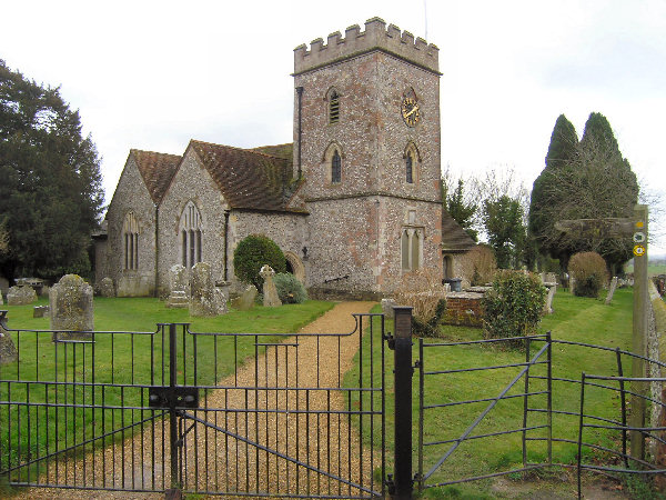 St Andrew's Church, Owslebury