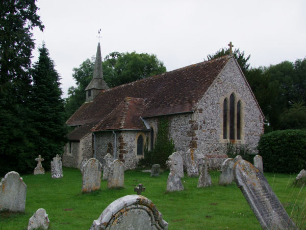 St Peter's Church, Plaitford