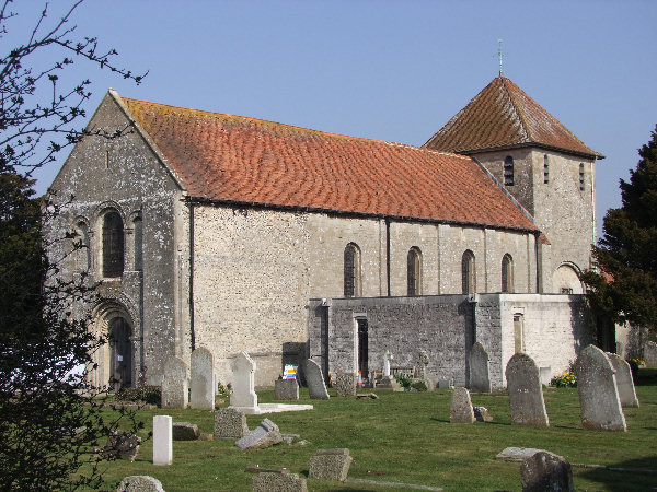 St Mary's Church, Portchester