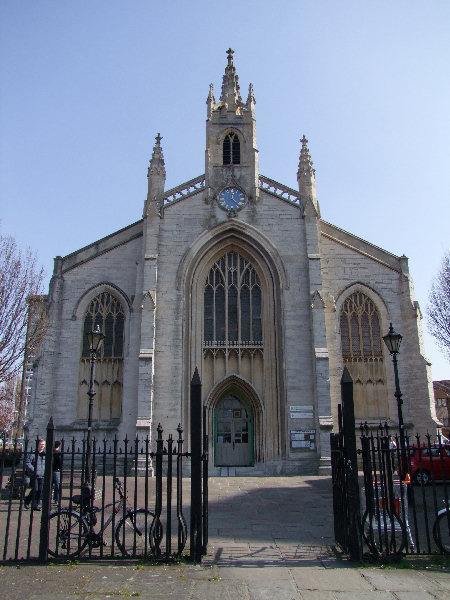 All Saints, Commercial Road, Portsmouth
