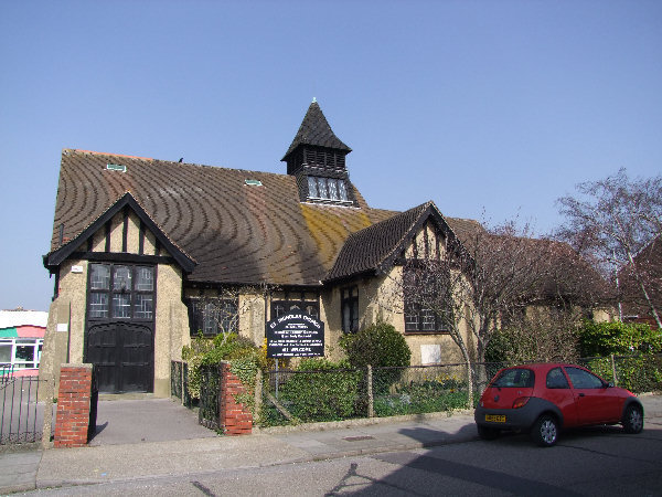 St Nicholas, Compton Road, Hilsea's Church, Portsmouth
