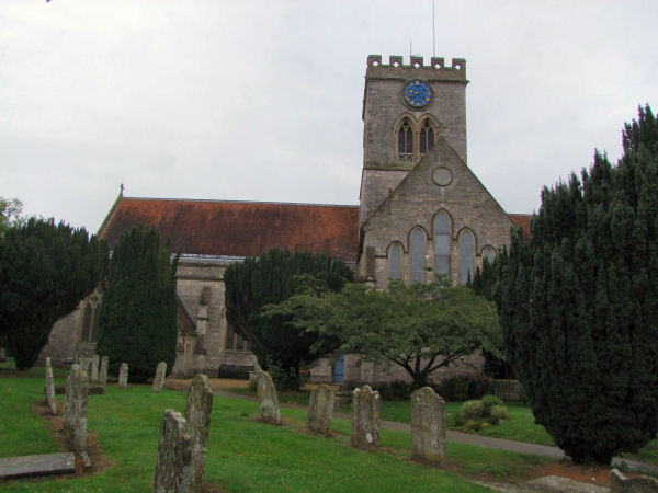 Ss Peter And Paul, Ringwood
