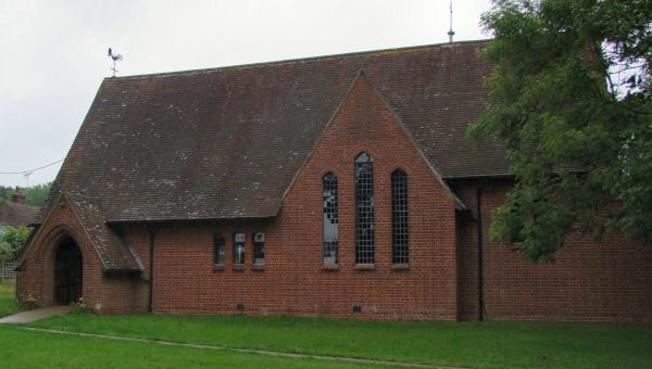St Aldhelm's Church, Sandleheath