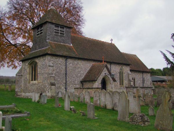 St Peter's Church, Shipton Bellinger