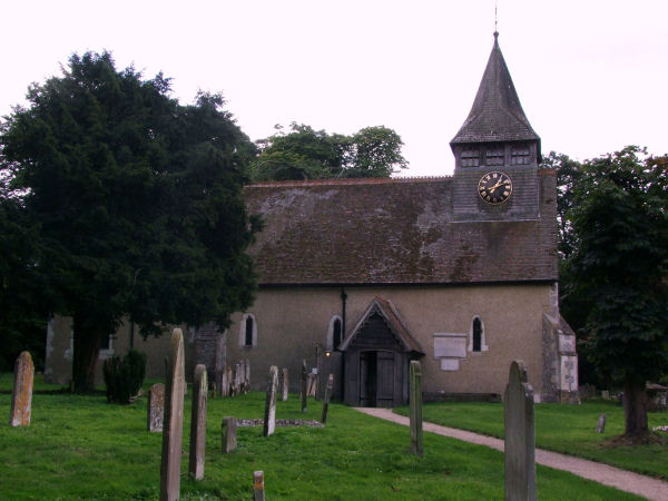 St Andrew's Church, South Warnborough