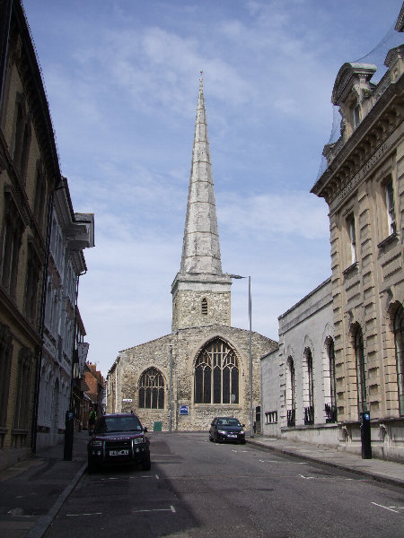 St Michael's Church, Southampton