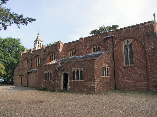 St Michael And All Angels's Church, Southampton