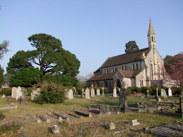 St Mary's Church, Warsash