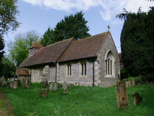 St Mary Magdalene's Church, West Tisted