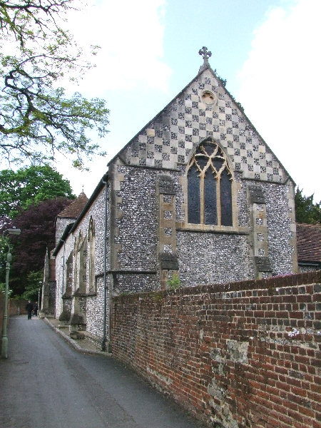 St Michael's Church, Winchester