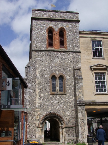 St Maurice's Church, Winchester