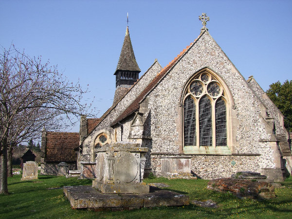 St Peter And St Paul's Church, Wymering